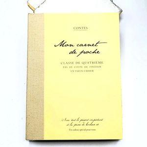 Mon Carnet de Poche Notebook